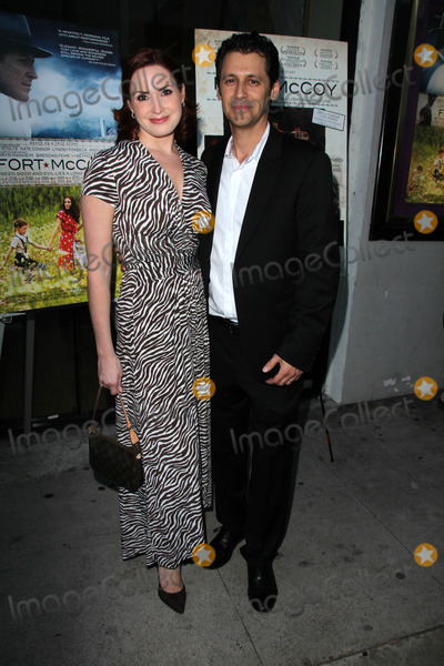 Andy Hirsch Photo - Stefanie Fredricks Andy Hirschat the Fort McCoy Premiere Music Hall Theater Beverly Hills CA 08-15-14