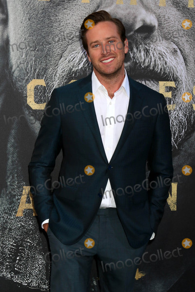 Armie Hammer Photo - Armie Hammerat the King Arthur Legend of the Sword World Premiere TCL Chinese Theater IMAX Hollywood CA 05-08-17