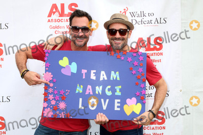 Gregory Zarian Photo - Lawrence Zarian Gregory Zarianat the ALS Association Golden West Chapter Los Angeles County Walk To Defeat ALS Exposition Park Los Angeles CA 10-16-16