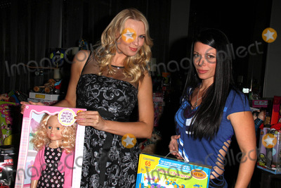 Angel Boris Photo - Irina Voronina Angel BorisBridgetta Tomarchios Birthday Celebration and the Babes In Toyland Party W Hotel Hollywood CA 12-11-13
