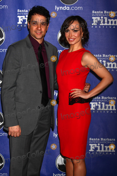 Ralph Macchio Photo - Ralph Macchio Karina Smirnoffat the SBIFF Deception Premiere Arlington Theater Santa Barbara CA 01-24-13