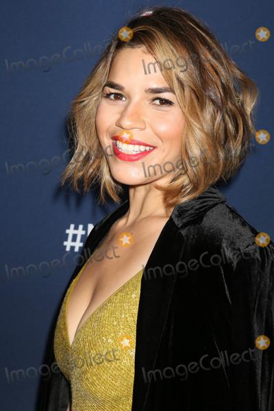 America Ferrera Photo - America Ferreraat NBC And Vanity Fair Toast the 2016-2017 TV Season NeueHouse Hollywood Los Angeles CA 11-02-16