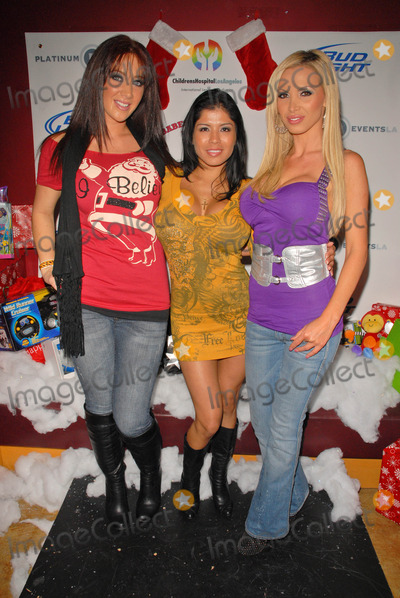 Nikki Benz Photo - Jayden Jaymes Alexia Amore and Nikki Benzat Bridgetta Tomarchio B-Day Bash and Babes in Toyland Toy Drive Lucky Strike Hollywood CA 12-04-09