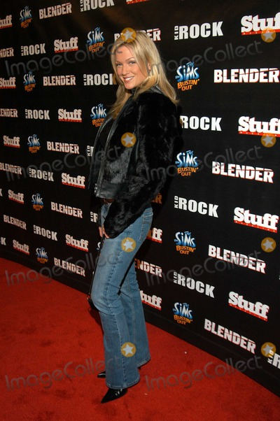 Heather Kozar Photo - Heather Kozar At Kid Rocks After-Party for the 2003 American Music Awards Forbidden City Hollywood Calif 11-16-03