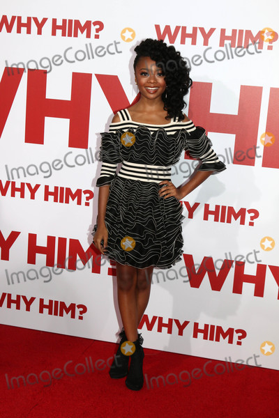 Skai Jackson Photo - Skai Jacksonat the Why Him Premiere Bruin Theater Westwood CA 12-17-16