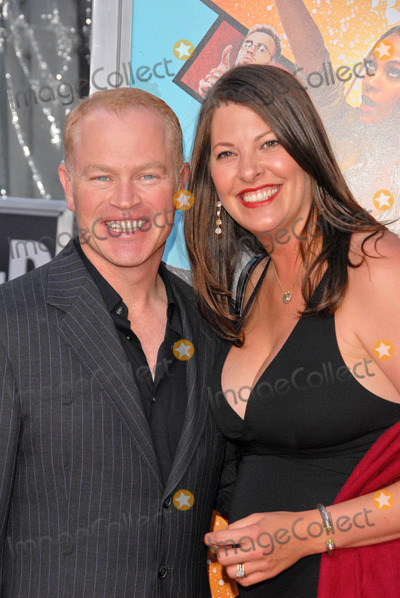 Neal McDonough Photo - Neal McDonough and wifeat the Los Angeles Premiere of The Losers Chinese Theater Hollywood CA 04-20-10