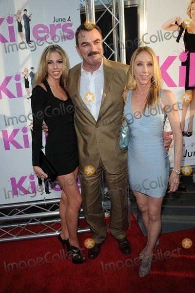 Jillie Mack Photo - Tom Selleck and Jillie Mack and Daughter Hannah Margaret Mack Selleckat the Killers Los Angeles Screening Cinerama Dome Hollywood CA 06-01-10