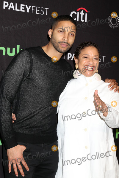 Norm Nixon Photo - Norm Nixon Jr Debbie Allenat Greys Anatomy at the 34th Annual PaleyFest Dolby Theater Los Angeles CA 03-19-17