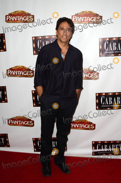 Vincent Spano Photo - Vincent Spanoat the Cabaret Opening Night Pantages Hollywood CA 07-20-16