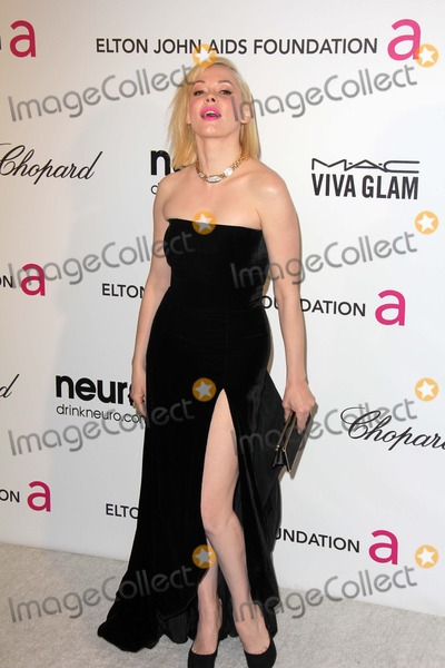 Rose Mc Gowan Photo - Rose McGowanat the Elton John Aids Foundation 21st Academy Awards Viewing Party West Hollywood Park West Hollywood CA 02-24-13