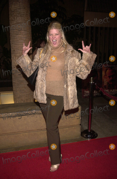 Sarah Ann Morris Photo - Sarah Ann Morris at the premiere of Warner Brothers The Pledge at the Egypyian Theater Hollywood 01-09-01
