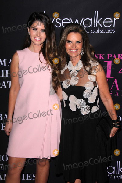 Maria Shriver Photo - Katherine Schwarzenegger Maria Shriverat the 10th Annual Pink Party Hangar 8 Santa Monica CA 10-18-14