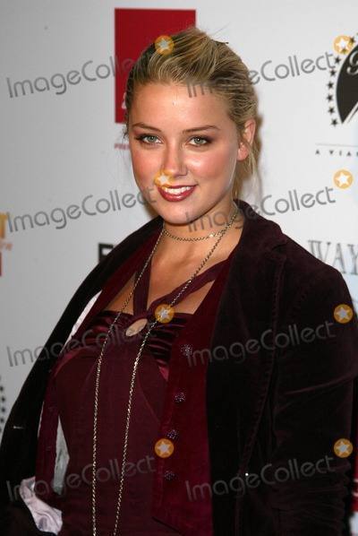 Amber Heard Photo - Amber Heardat Flaunt Magazines 7-Year Anniversary Party Private Residence Los Angeles CA 12-02-05