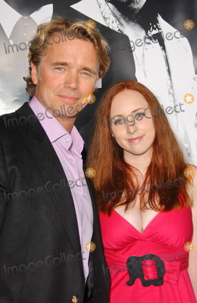 John Schneider Photo - John Schneider and friendat a Industry Screening of American Gangster Arclight Hollywood Hollywood CA 10-29-07