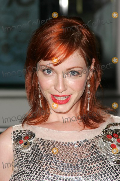 Christina Hendricks Photo - Christina Hendricksat the premiere of Serenity Universal City Cinemas Universal City CA 09-22-05