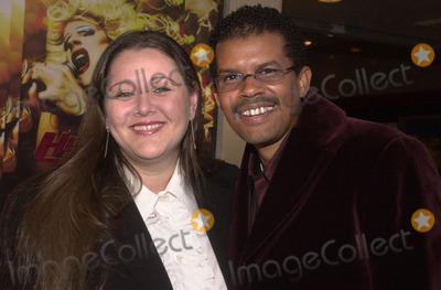 Aaron Watson Photo - Camryn Manheim and Aaron Watson at the opening ceremony for OUTFEST and premiere of Fine Lines Hedwig at the Angry Inch at the Orpheum Theater Los Angeles 07-12-01