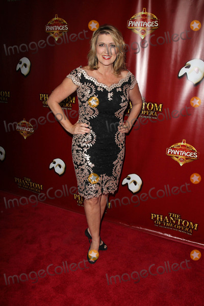 Wendy Burch Photo - Wendy Burchat the The Phantom of the Opera Los Angeles Premiere Pantages Hollywood CA 06-17-15
