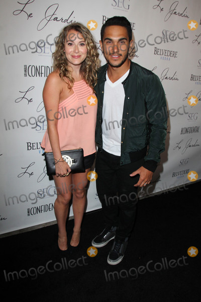 Alexa Vega Photo - Alexa Vega Carlos Pena Jrat the Le Jardin Grand Opening Le Jardin Hollywood CA 06-04-15