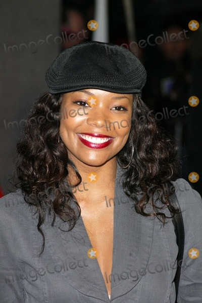 Gabrielle Union Photo - Gabrielle Union at the premiere of Disneys Miracle at the El Capitan Theater Hollywood CA 02-02-04