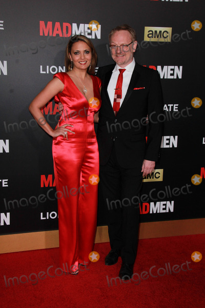 Allegra Riggio Photo - Allegra Riggio Jared Harrisat the Mad Men Black and Red Ball celebrating the final seven episodes Dorothy Chandler Pavilion Los Angeles CA 03-25-15