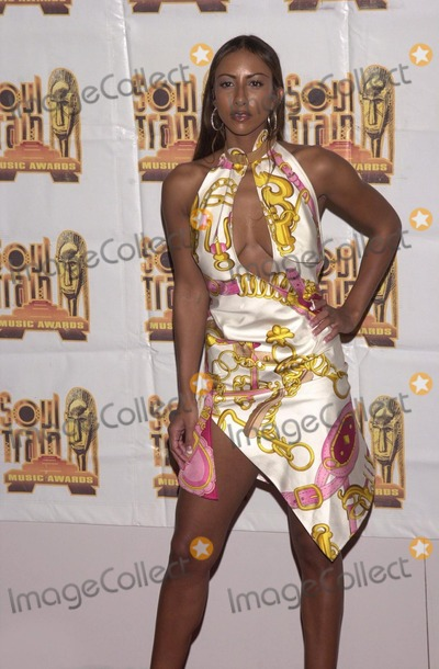 Train Photo -  Soleil at the 14th Annual Soul Train Music Awards Los Angeles 03-04-00