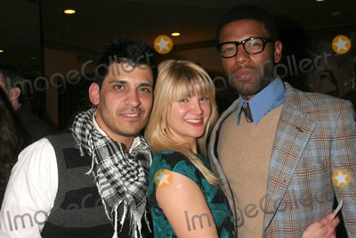 Antonio Rufino Photo - Antonio Rufino with Jenny Guy and Jason Graham at the Los Angeles screening of One-Eyed Monster Fine Arts Theatre Beverly Hills CA 03-03-08