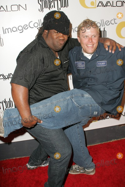 Alex Solowitz Photo - BD Freeman and Alex Solowitzat the Jane magazine and Plugg Jeans fashion show and party to benefit Sunburst Projects Spider Club Hollywood CA 09-29-05