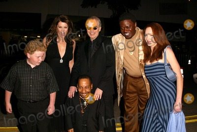 Brett Kelly Photo - Lauren Graham Billy Bob Thornton Bernie Mac Amy Yasbeck Brett Kelly and Tony Cox at the premiere of Miramaxs Bad Santa Mann Bruin Theater Westwood CA 11-18-03