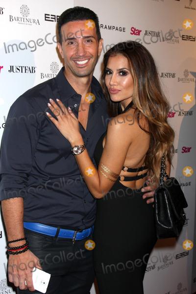 Asifa Mirza Photo - Bobby Panah Asifa Mirzaat the Star Magazine Scene Stealers Event Lure Los Angeles CA 10-09-14David EdwardsDailyCelebcom 818-915-4440