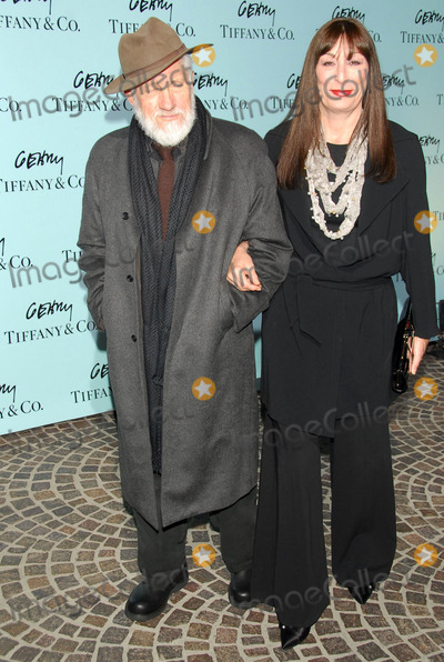 Tiffany Photo - Anjelica Huston and guestat the celebration to launch Frank Gehrys Premiere Collection hosted by Tiffany  Co Tiffany  Co Store Beverly Hills CA 03-26-06