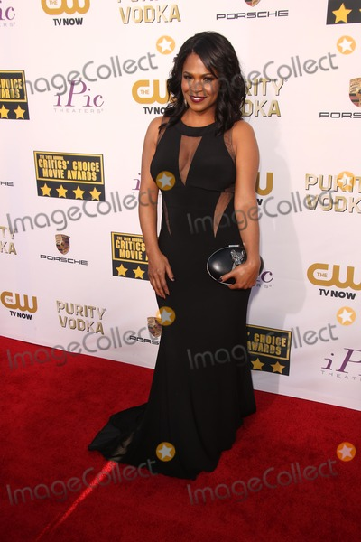 Nia Long Photo - Nia Longat the 19th Annual Critics Choice Movie Awards Arrivals Barker Hangar Santa Monica CA 01-16-14