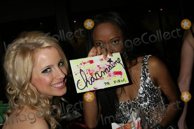 JAMIE HILFIGER Photo - Jamie Hilfiger and Charmaine Blake at Charmaine Blakes Birthday Party Cafe Roma Beverly Hills CA 01-13-10