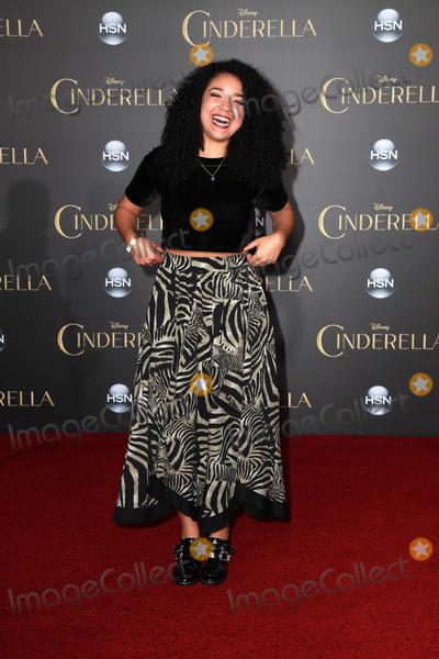 Aisha Dee Photo - Aisha Deeat the Cinderella Premiere El Capitan Hollywood CA 03-01-15