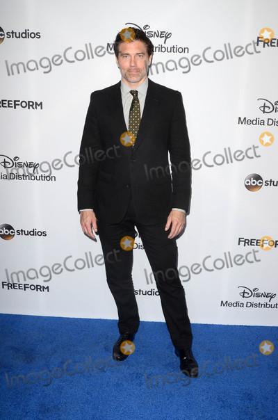 Anson Mount Photo - Anson Mountat the 2017 ABC International Upfronts Disney Studios Burbank CA 05-21-17