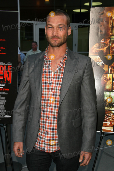 Andy Whitfield Photo - Andy Whitfield at the Middle Men Los Angeles Premiere Arclight Hollywood CA 08-05-10