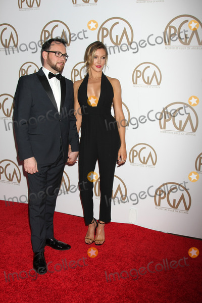 Dana Brunetti Photo - Dana Brunetti Katie Cassidy at the Producers Guild of America Awards 2015 at a Century Plaza Hotel on January 24 2015 in Century City CA Copyright