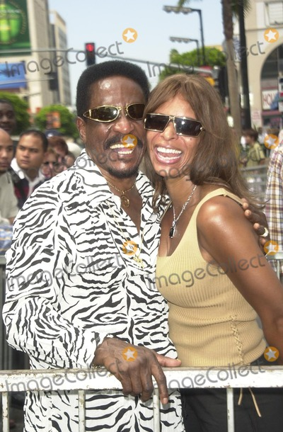 Ike Turner Photo - Ike Turner and Audrey Madison at Singletons induction into the Hollywood Walk of Fame Hollywood CA 08-26-03
