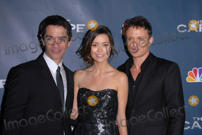 David Lyons Photo - David Frain Summer Glau and David Lyonsat the premiere party for NBCs The Cape at tMusic Box Theater Hollywood CA 01-04-11