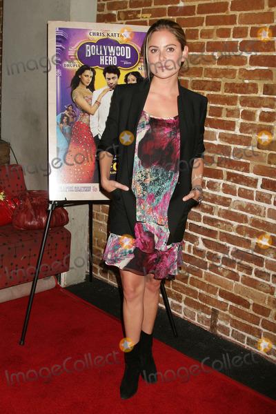 Amanda Brooks Photo - Amanda Brooksat the Los Angeles Premiere of Bollywood Hero Cinespace Hollywood CA 07-27-09