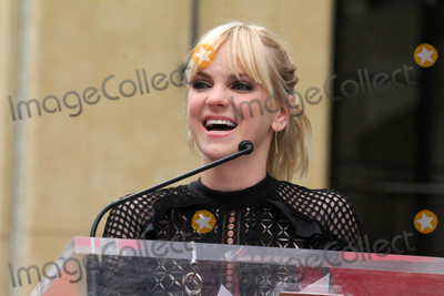 Anna Faris Photo - Anna Farisat the Ryan Reynolds Star on the Hollywood Walk of Fame Ceremony Hollywood CA 12-15-16