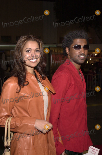 Babyface Photo - Babyface and date at the premiere of We Were Soldiers Manns Village Theater Westwood 02-25-02