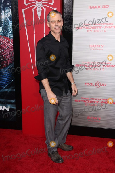 C Thomas Howell Photo - C Thomas Howellat The Amazing Spiderman World Premiere Village Theater Westwood CA 06-28-12