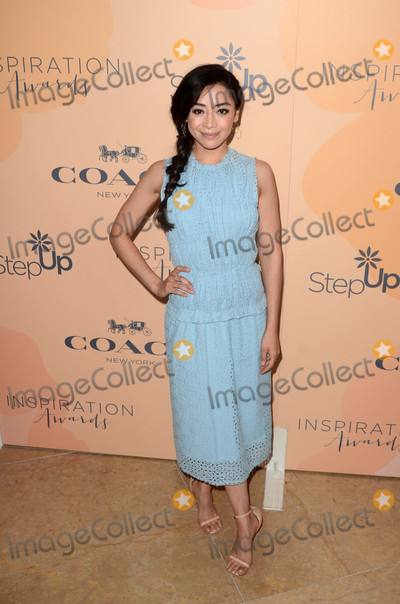 Aimee Garcia Photo - Aimee Garciaat the 14th Annual Step Up Inspiration Awards Beverly Hilton Beverly Hills CA 06-02-17