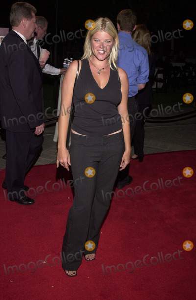 Sarah Ann Morris Photo -  Sarah Ann Morris at the premiere of Paramounts Hardball at Paramount Studios Hollywood 09-10-01