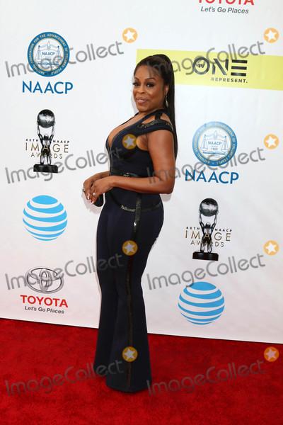 Niecy Nash Photo - Niecy Nashat the 48th NAACP Image Awards Arrivals Pasadena Conference Center Pasadena CA 02-11-17