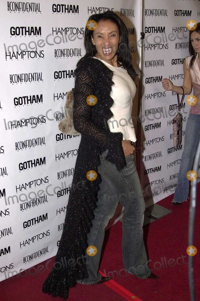 Downtown Julie Brown Photo - Downtown Julie Brown at the Apprentice Viewing Party in the Club Bliss West Hollywood CA 02-26-04