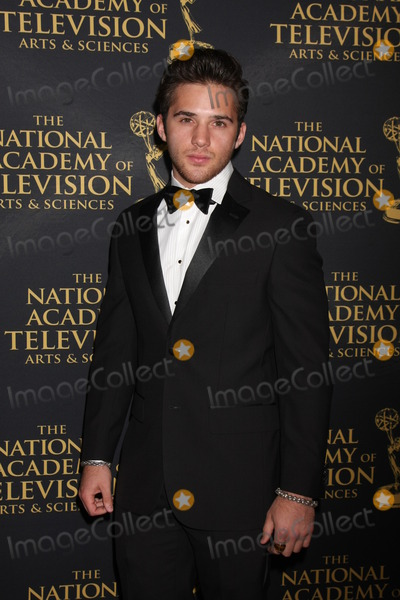 Casey Moss Photo - Casey Moss at the Daytime Emmy Creative Arts Awards 2015 at the Universal Hilton Hotel on April 24 2015 in Los Angeles CA