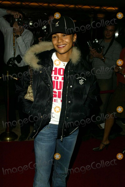 Kidada Jones Photo - Kidada Jones at the Coca-Cola Nu Classic Soul Advertising Launch Event Kick Off Party Cicada Los Angeles CA 02-28-03