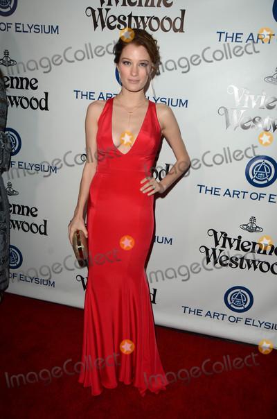 Ashley Hinshaw Photo - Ashley Hinshawat The Art of Elysiums Ninth Annual Heaven Gala 3LABS Culver City CA 01-09-16