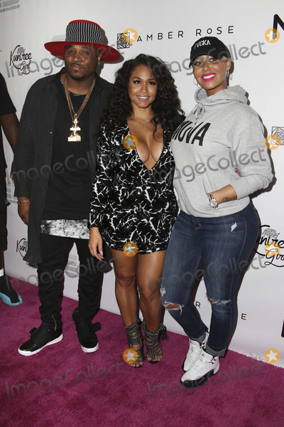 Rosa Acosta Photo - Rosa Acosta Amber Roseat a Private Pink Carpet Experience at Dave  Busters Hosted by Amber Rose Dave  Busters Hollywood CA 03-30-16